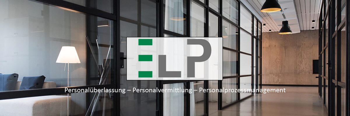 ELP Personalkonzept GmbH, ELP Radevormwald GmbH